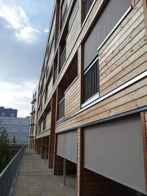 revestimentos exteriores - madeira
